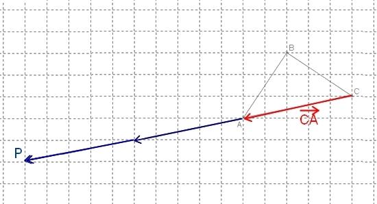 MATHS-LYCEE.FR exercice corrigé chapitre Géométrie, vecteurs et coordonnées